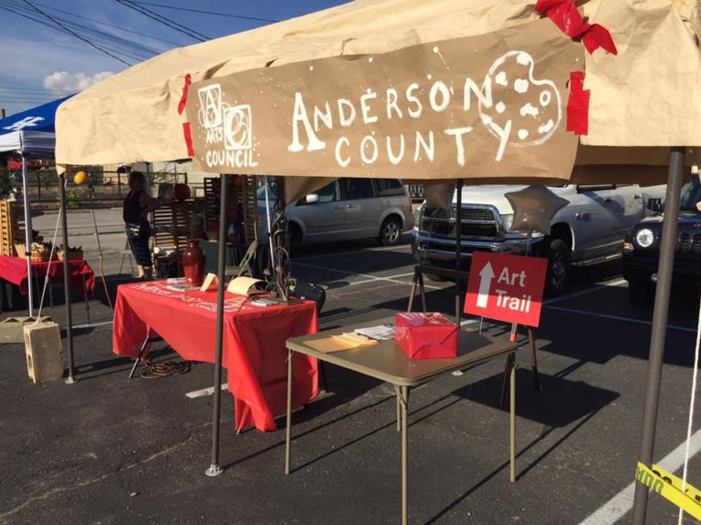 Anderson County Art Trail